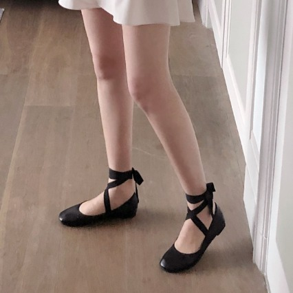 NO.806 flat shoes (1cm)